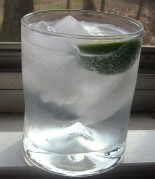 "Fav Drink#3"" Gin/Vodka Tonic"