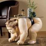 skymall - sumo table-sml