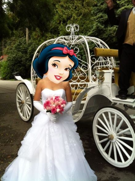 wedding - carriage